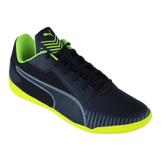 Harga Puma 365 Ct Men S Futsal Shoes Puma Black Puma Black Safety Yellow Puma White Yang Murah Dan Bagus