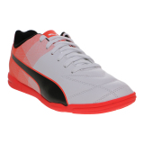 Puma Adreno Ii It Men S Football Shoes Puma Black Puma White Red Blast Puma Diskon