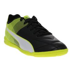 Spesifikasi Puma Adreno Ii It Men S Football Shoes Puma Black Puma White Safety Yellow Yg Baik