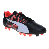 Spesifikasi Puma Adreno Iii Fg Football Shoes Puma Black Puma White Bright Plasma Yang Bagus
