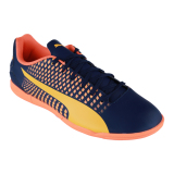 Beli Puma Adreno Iii It Men S Futsal Shoes Orange Clown Fish Ultra Yellow Peacoat Lengkap