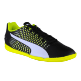 Jual Puma Adreno Iii It Men S Shoes Puma Black Puma White Safety Yellow Online Di Indonesia