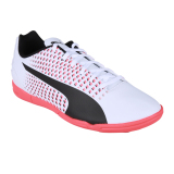 Puma Adreno Iii It Men S Shoes Puma White Puma Black Fiery Coral Terbaru