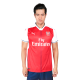 Jual Puma Arsenal Fc Home Replica Shirt Jersey Sepakbola Pria High Risk Red White Puma Asli