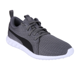 Ulasan Mengenai Puma Carson 2 Men S Running Shoes Quiet Shade Puma Black