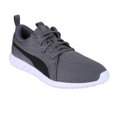 Spesifikasi Puma Carson 2 Men S Running Shoes Quiet Shade Puma Black Paling Bagus