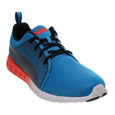 Promo Puma Carson 3D Running Shoes Atomic Blue Black Indonesia