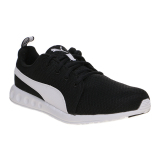 Puma Carson Mesh Men S Running Shoes Hitam Putih Puma Murah Di Indonesia