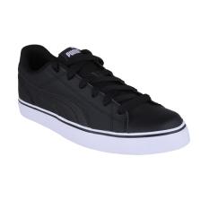 Jual Puma Court Point Vulc V2 Tennis Shoes Puma Black Puma Black Online Indonesia