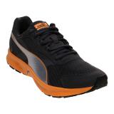 Spesifikasi Puma Descendant V3 Running Shoes Asphalt Puma Silver Orange Pop Terbaru