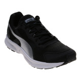 Toko Puma Descendant V3 Running Shoes Black Puma Silver Online Indonesia