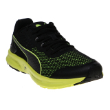 Beli Puma Descendant V4 Running Shoes Puma Black Safety Yellow Puma
