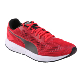 Ulasan Puma Engine Men S Running Shoes High Risk Red Puma Black