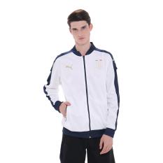 Spesifikasi Puma Figc Italia Stadium Tribute 2006 Jacket Peacoat White Yg Baik