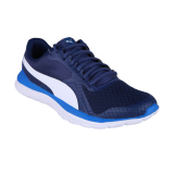 Beli Puma Flext1 Running Shoes Blue Depths Puma White Lapis Blue Murah Di Indonesia