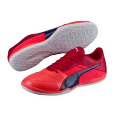 Beli Puma Gavetto Ii Sepatu Futsal Pria Fiery Coral Blue Depths Toreador Puma White Cicilan