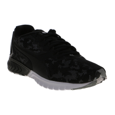 Spesifikasi Puma Ignite Dual Camo Men S Running Shoes Puma Black Lengkap