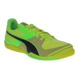 Spesifikasi Puma Invicto Sala Futsal Shoes Safety Yellow Puma Black Green Gecko Merk Puma