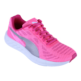 Puma Meteor Women S Running Shoes Knockout Pink Ultra Magenta Diskon Akhir Tahun