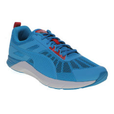 Beli Puma Propel Men S Running Shoes Blue Danube Puma White Online Indonesia