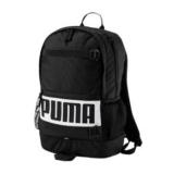 Jual Puma Puma Deck Backpack Tas Ransel Sport Pria Puma Black Puma Asli