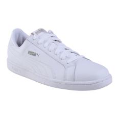 Spesifikasi Puma Puma Smash L Sepatu Tenis Pria White Yang Bagus Dan Murah
