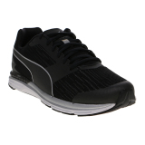 Puma Speed 300 Ignite Nightcat Men S Running Shoes Puma Black Puma Silver Puma Black Puma Diskon