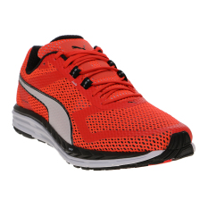 Beli Puma Speed 500 Ignite Running Shoes Red Blast Puma White Puma Black Lengkap