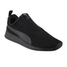Spesifikasi Puma St Trainer Evo V2 Slip On Sepatu Lari Pria Puma Black Pum