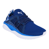 Toko Puma Tsugi Netfit Running Shoes Lapis Blue Puma White Lengkap Indonesia
