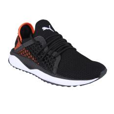 Puma Tsugi Netfit Running Shoes Puma Black Puma White Original
