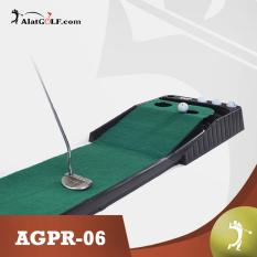Putting Practice Mat Karpet Golf (Automatic Return) - Economy A
