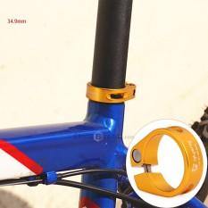 Qiyang QY-01 Sepeda Kursi Post Penjepit 34.9 Mm 6061 Aluminium Paduan Gunung Jalan MTB