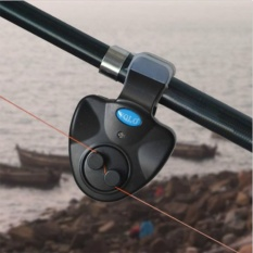 Toko Kualitas Ikan Elektronik Bite Alarm Finder Sound Bell Running Led Clip On Fishing Tool Intl Oem Di Tiongkok