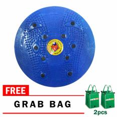 Quincy Label Jogging Magnetic Trimmer Body Plate Blue Free Grab Bag 2 Pcs Terbaru