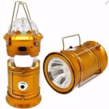 Katalog Quincy Magic Ball Lampu Senter Emergency Kemping Lentera Led Solar Rechargeable Gold Terbaru