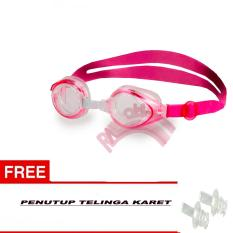 Rp 64.900. Rainbow Kaca Mata Renang Santai Kacamata Swimming Goggles Anti Fog UV Protection ...