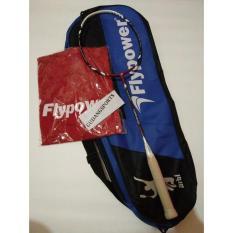 Raket Badminton Flypower Tornado 900 - 100%Original Merk Flypower