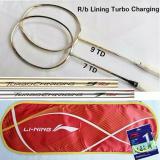 Promo Raket Badminton Li Ning Turbo Charging 7Td Dan 9Td Original Murah Obral Diskon Sale Jual Perlengkapan Olahraga Bulutangkis Lengkap Adha Sport Akhir Tahun