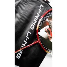 Raket Badminton LINING Woods N90 Generasi II RED CHROME