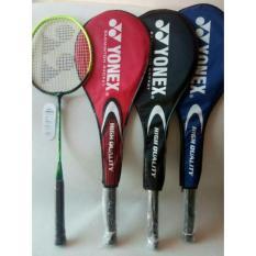 Raket badminton yonex Llokal free tas 3/4 dan grip handuk