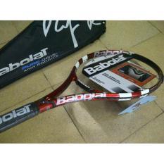 Raket Tenis Babolat Pure Drive Red (Andy Roddick) + Bonus (Tas & Grip)