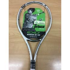 Raket Tenis PRINCE WARRIOR DB 100 Tennis Racket 100 300Gr