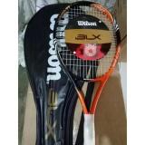 Harga Raket Tenis Wilson Blx Senar Free Tas Free Grip Di Dki Jakarta