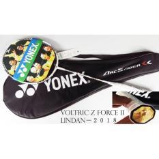 Raket Yonex Voltric Z Force Ii Putih Lindan Extendend Gold Edition Di Indonesia