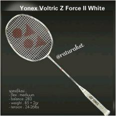 Top 10 Raket Yonex Voltric Z Force Ii White Best Seller Bonus Lengkap Online