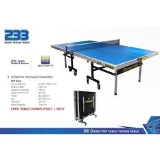 READY  Meja Pingpong Import Double Fish 233  MURAH