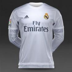 Real Madrid Home 2015/16 - Lengan Panjang - 5Dc63a
