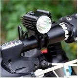 Beli Isi Ulang 3000 Lumen Cree Xm L T6 Led 24 Kepala Lampu Depan Sepeda Lampu Sepeda Keemasan Secara Angsuran