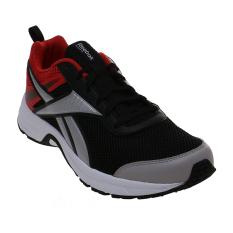Promo Toko Reebok Phehaan Sepatu Lari Black Ting Grey Moto Red Steel White